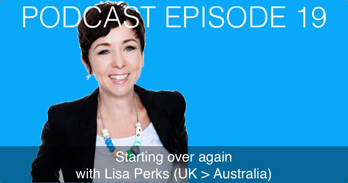 Podcast Interview Lisa Perks