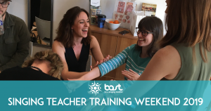 Singing Teacher Training