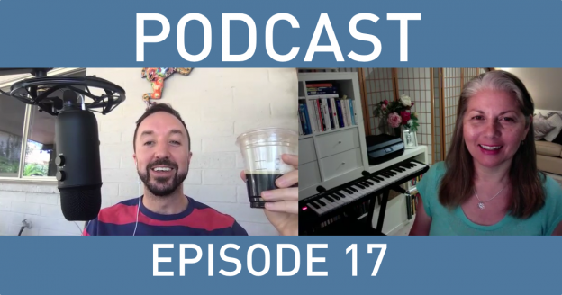 Steve Giles, Vocal Coach and podcaster