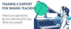 Singing teacher training and courses