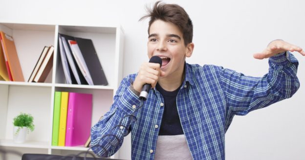 How to practise singing