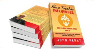 The Voice Teacher Influencer Book Review
