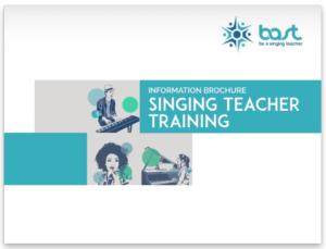 BAST Brochure For Singing Teacher Training