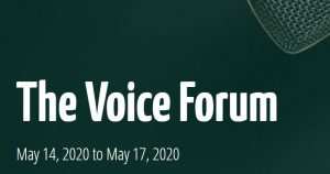 Voice Forum