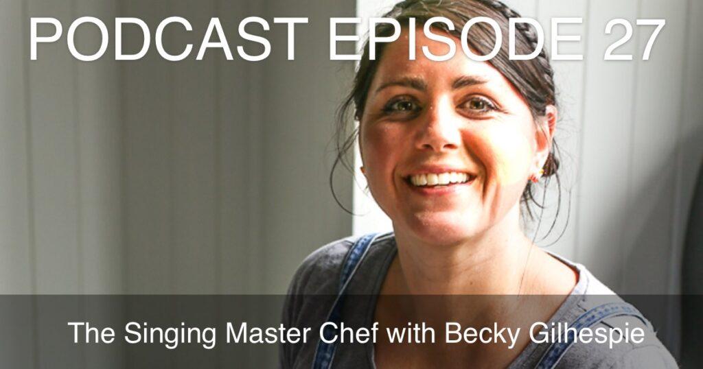BASTPodcast Ep27 Becky Gilhespie