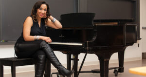 Authentic voice Dr Trineice Robinson-Martin