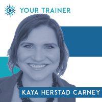 Singing Teacher Training Course with Kaya Herstad-Carney