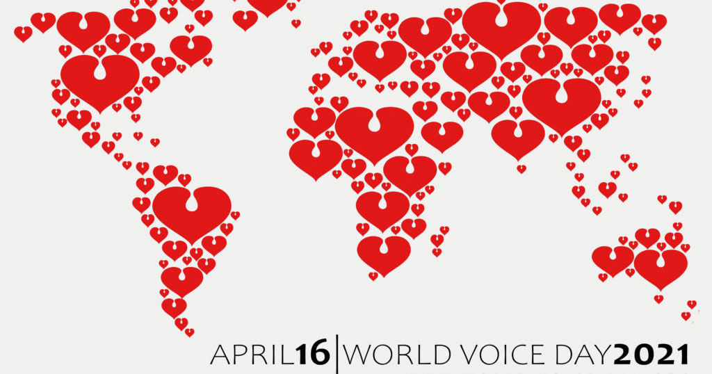 World Voice Day 2021