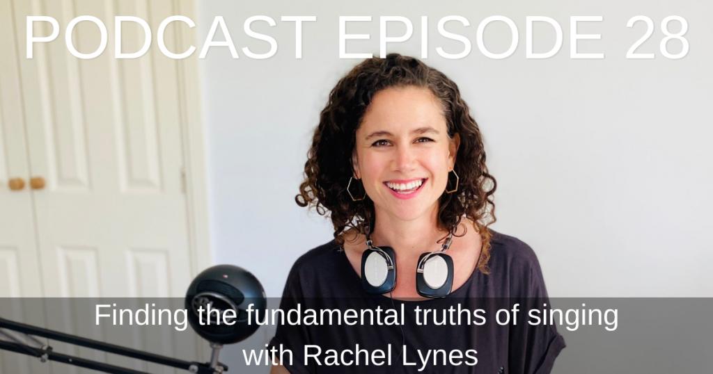 Rachel Lynes interview